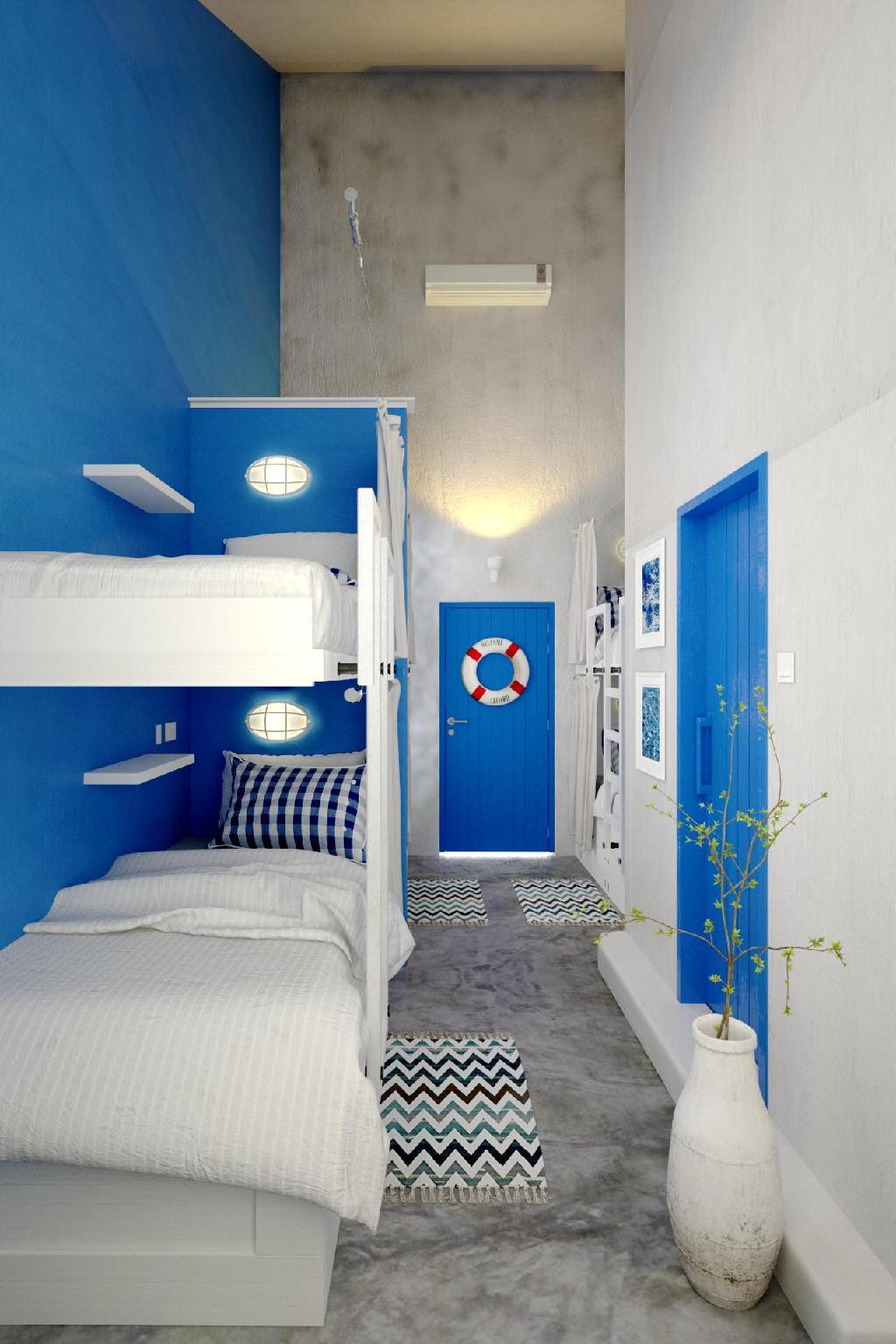 Private Dormitory Room (Bunk Beds)