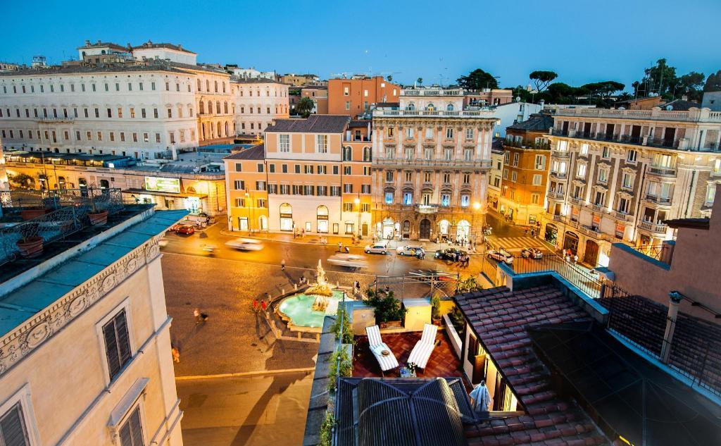 7e684785bfd1 Hotel Barocco (Рим) – цены и отзывы на Agoda