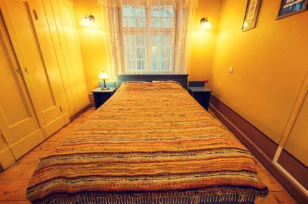 Small Double Room - Bed Historical Ekes Konvents 1435 Hotel
