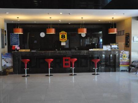 Reception Super 8 Hotel Beijing Capital Airport Houshayu Metro Station Branch