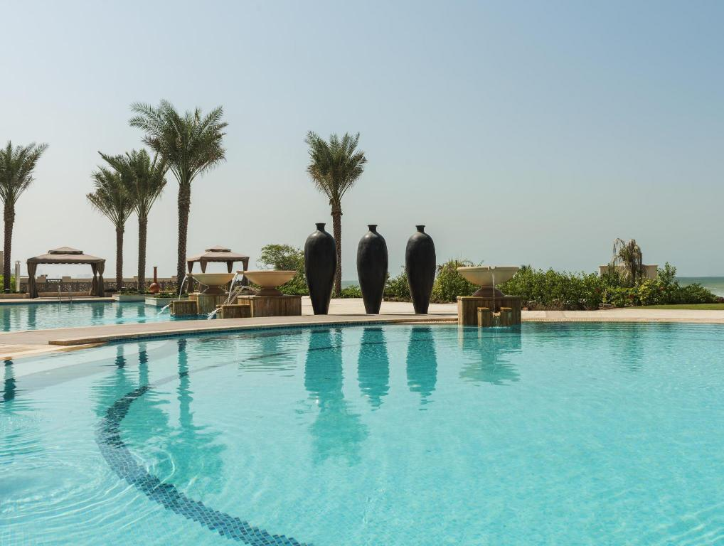 Swimming pool [outdoor] Ajman Saray a Luxury Collection Resort