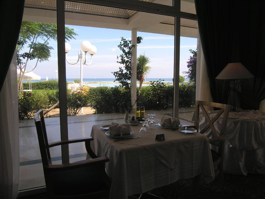 Restaurace Bizerta Resort