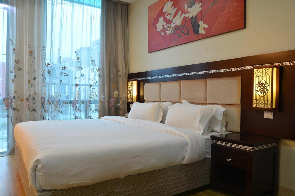 Deluxe King - Bed De Residence Boutique Hotel