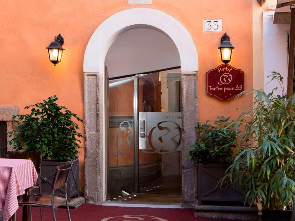 More about Hotel Teatro Pace