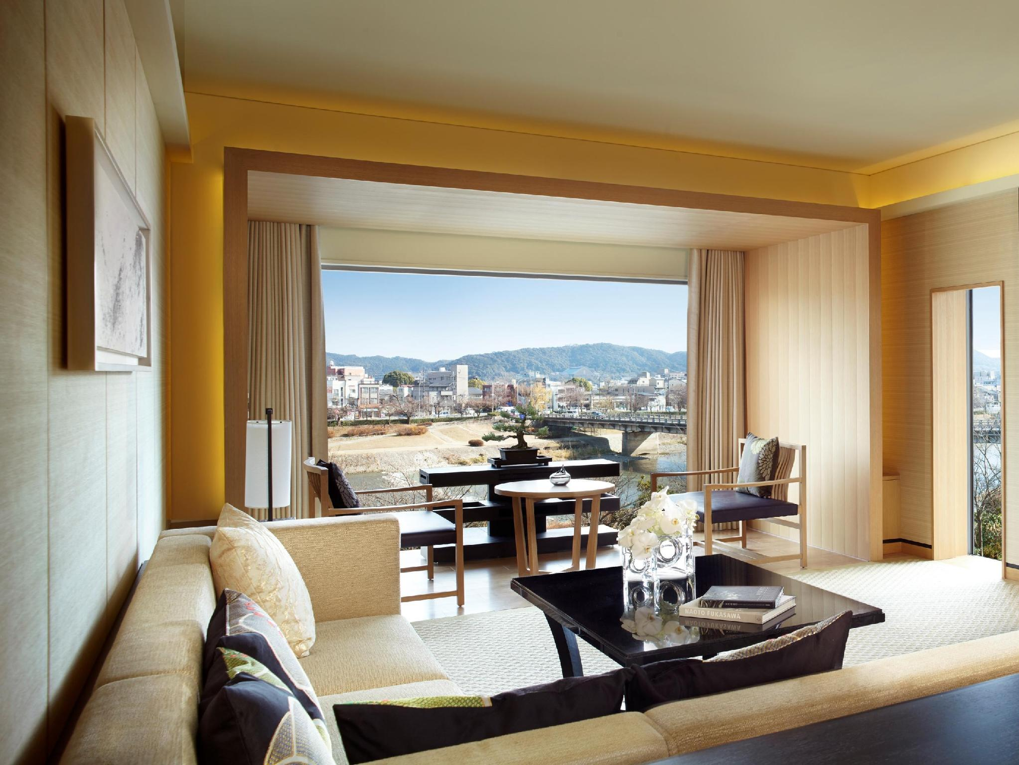 Suite KAMOGAWA, 1 Bedroom Larger Suite, 1 King or 2 Double