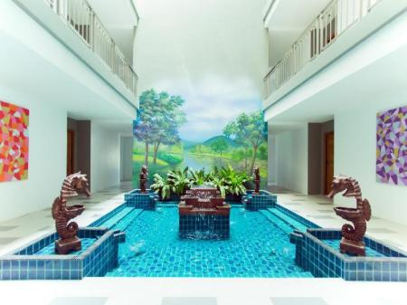 Lobby Chalong Miracle Lakeview Condo by TropicLook