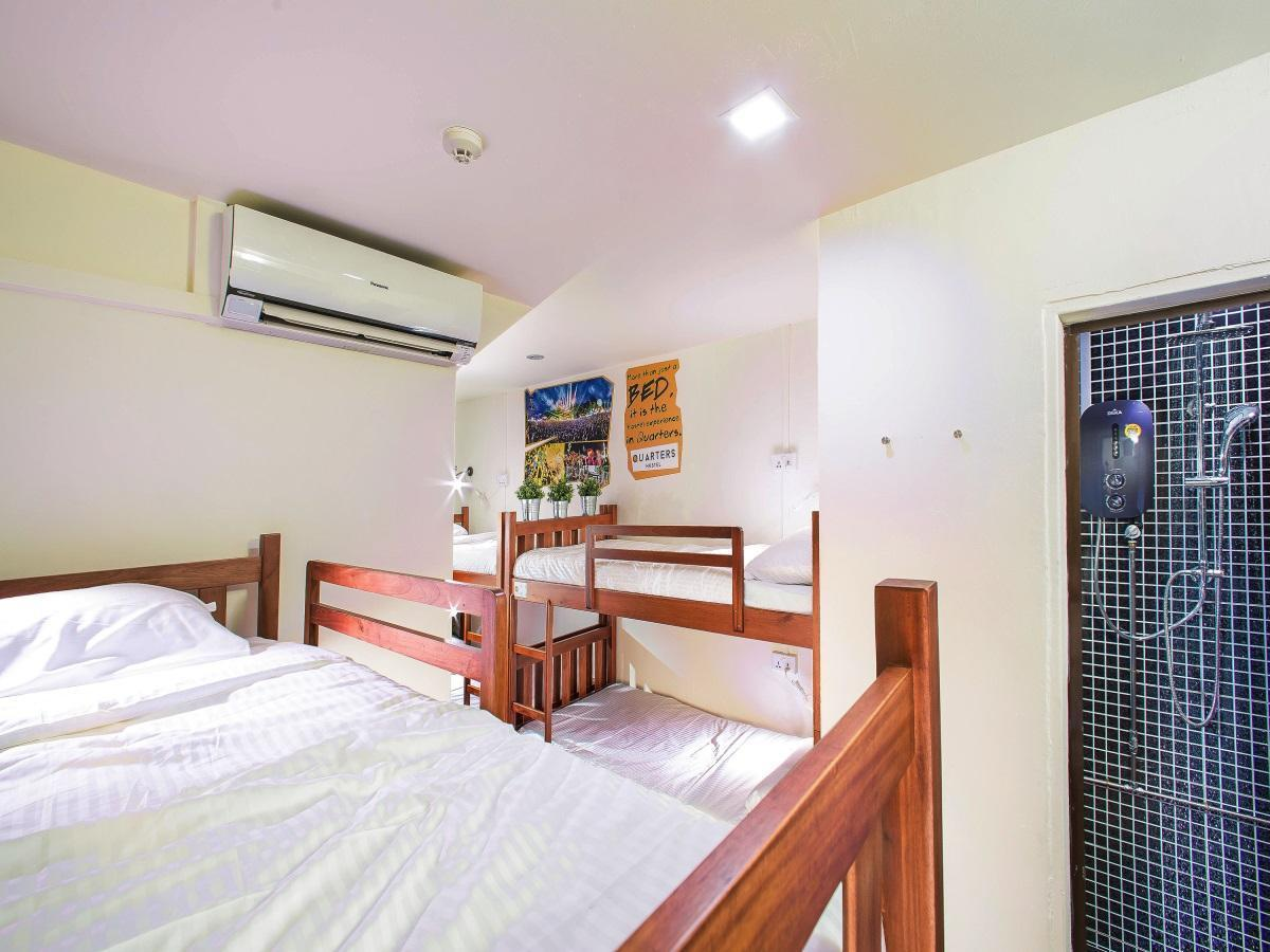 1 Person in 8-Bed Dormitory with En-Suite - Mixed