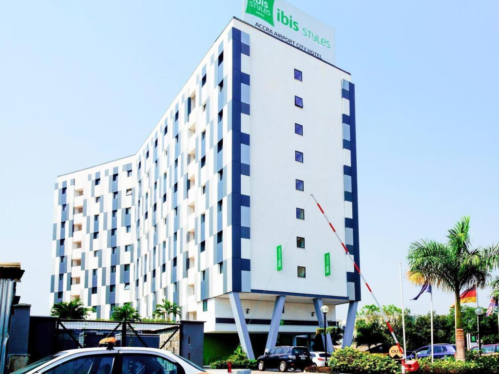 More about Ibis Styles Accra Airport