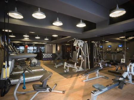 Fitness center Ovolo Southside
