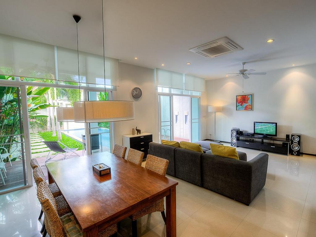 室內裝潢 Bang Tao Beach Pool Villa