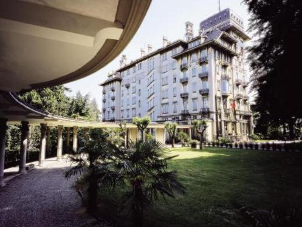 More about Palace Grand Hotel Varese