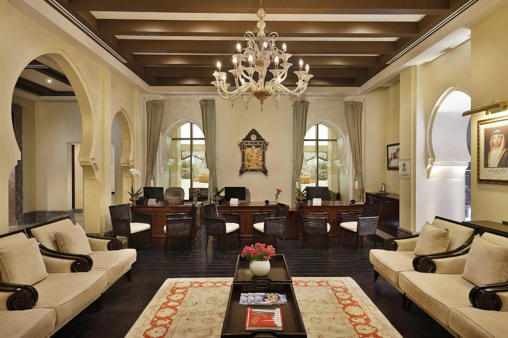 Foyer Ajman Saray, a Luxury Collection Resort, Ajman