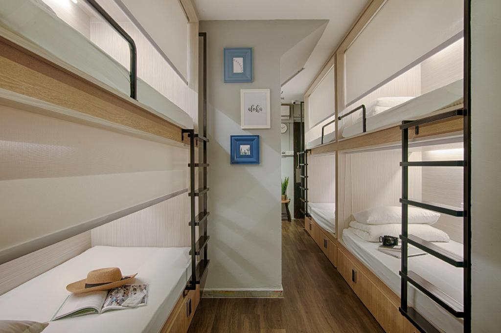 More about Quarters Capsule Hostel