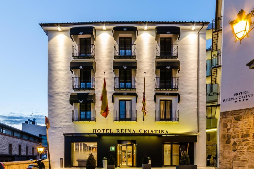 More about Reina Cristina Hotel