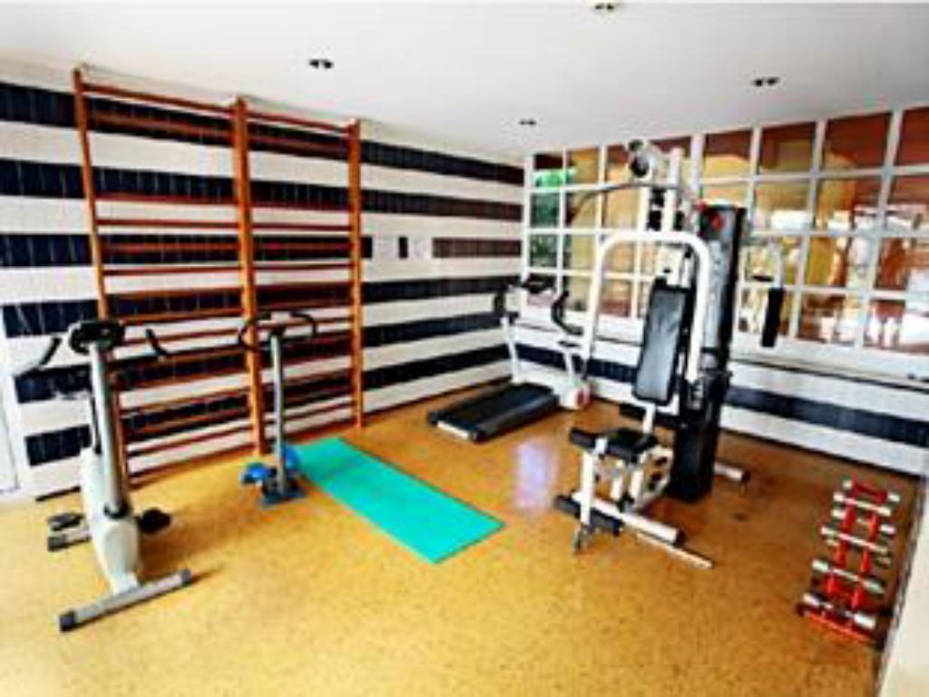 Fitness center Hotel Baia Cristal Beach & Spa Resort