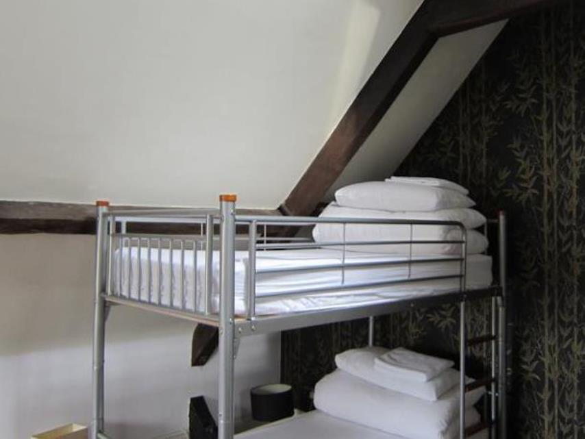 Bed in Mixed 8-Bed Dormitory Room