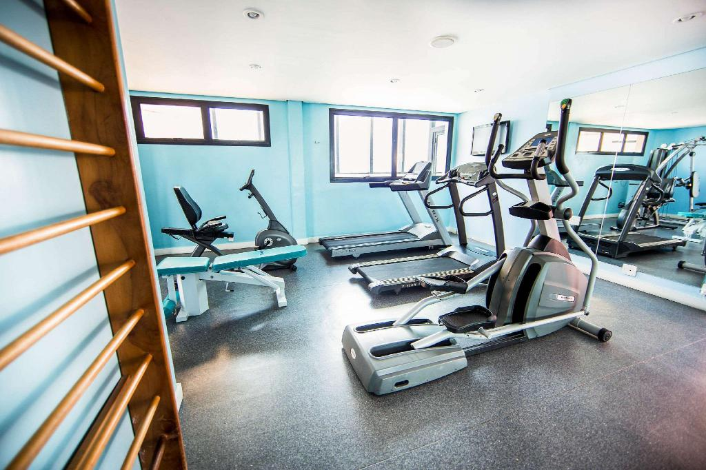 Fitness center Quality Suites Sao Paulo Oscar Freire