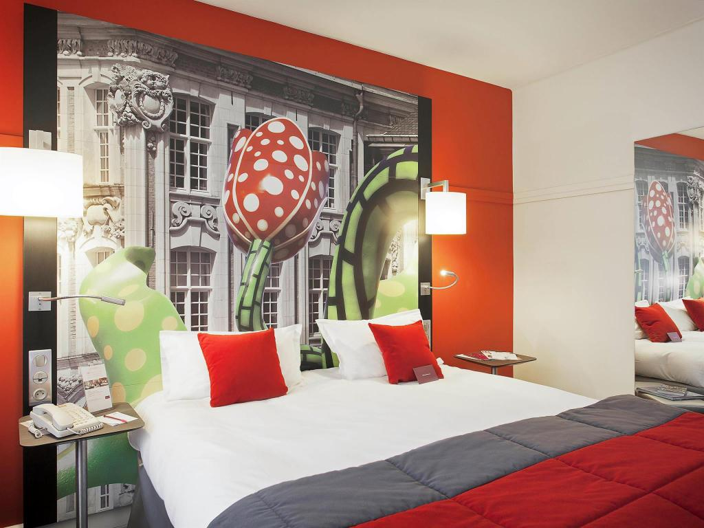 Innvendig Mercure Lille Centre Grand Place Hotel