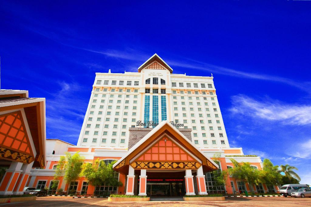 Informasi lengkap Don Chan Palace Hotel & Convention