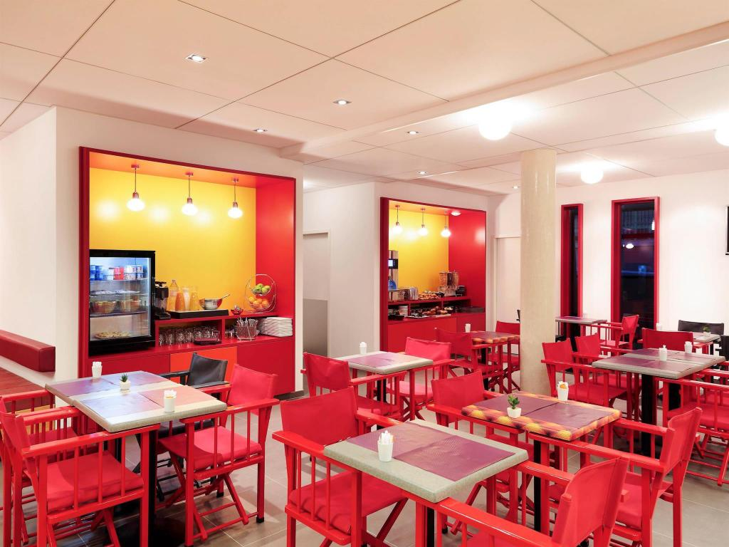 Cafeteria ibis Styles Montpellier Centre Comedie