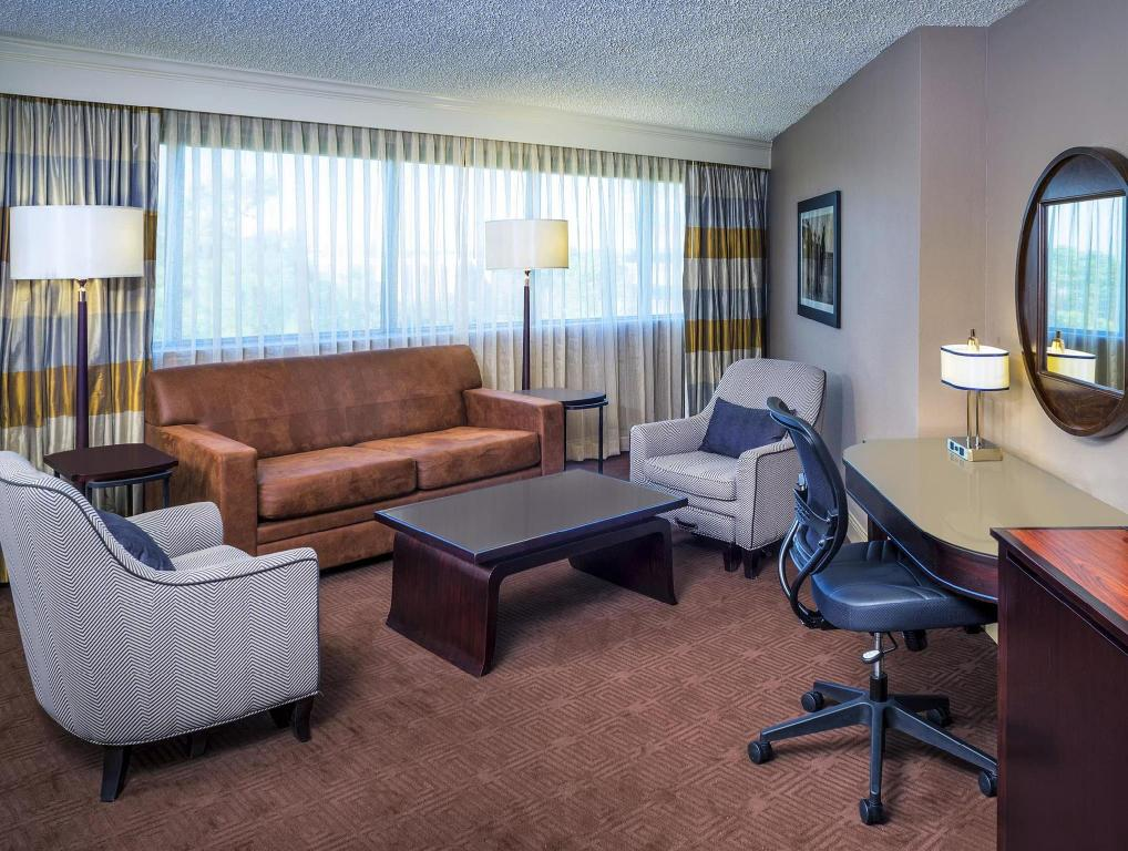 Interior view Sheraton North Houston at George Bush Intercontinental