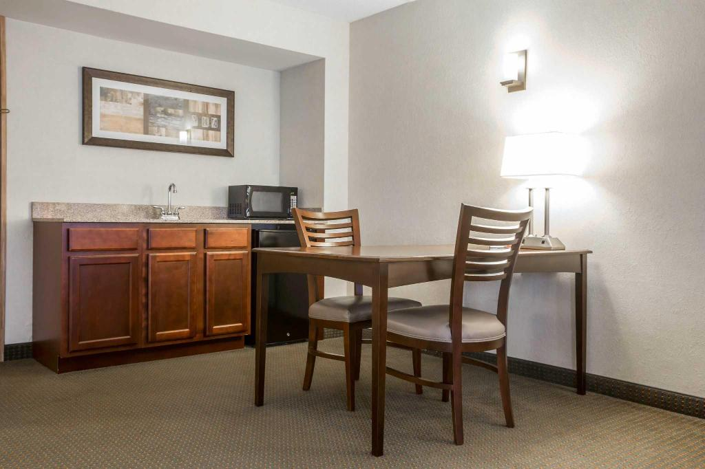 Vista interior Comfort Suites (Comfort Suites South Burlington)