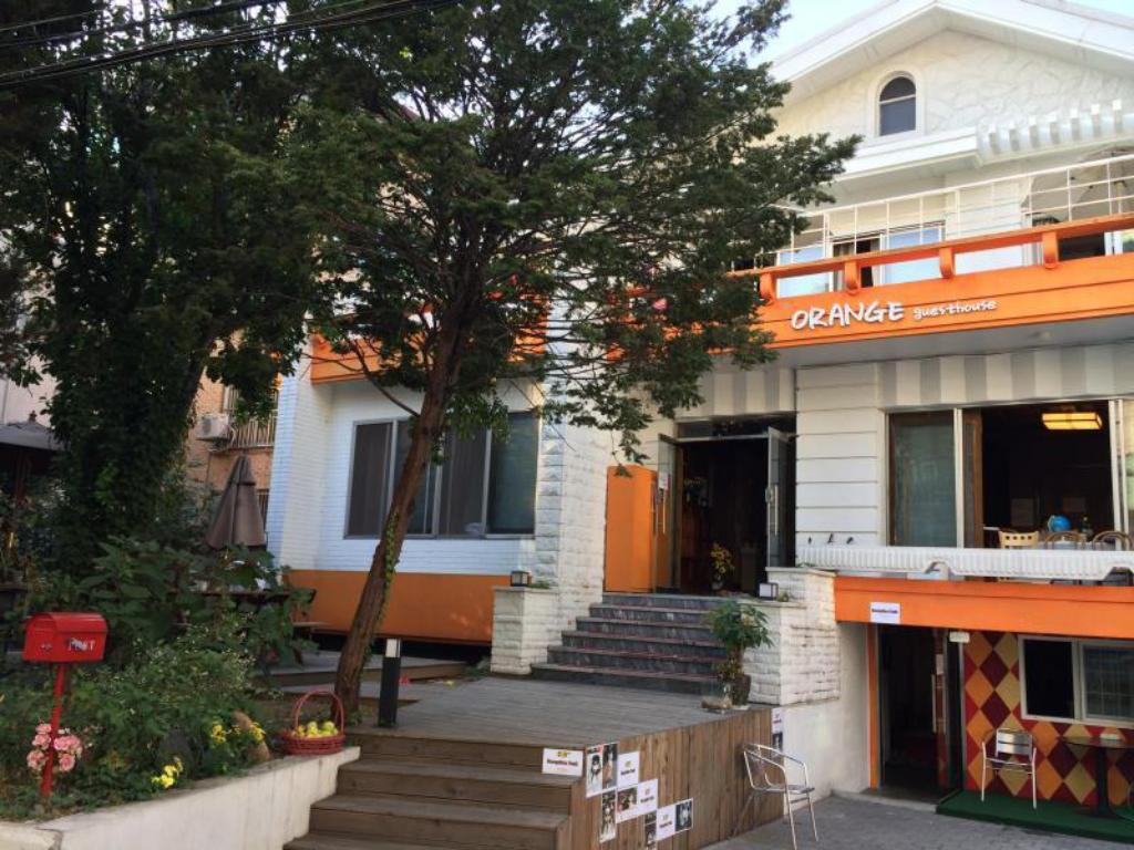 More about Orange Guesthouse Hongdae