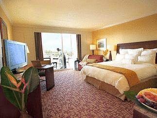King or Double Room with Gulf View