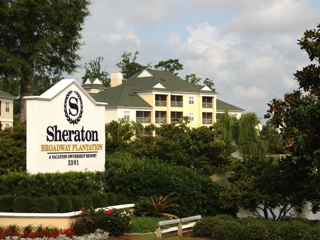 Sheraton Broadway Plantation Resort Villas