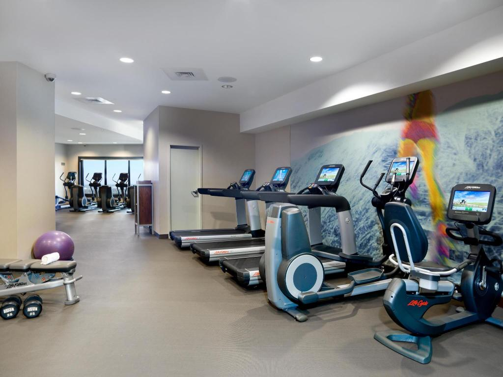 fitnesscenter The Westin New Orleans Canal Place