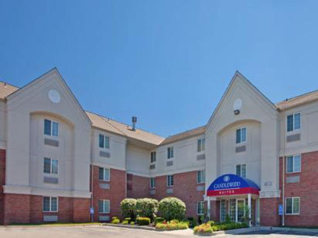 Vista Interior Candlewood Suites Kansas City-Overland Park