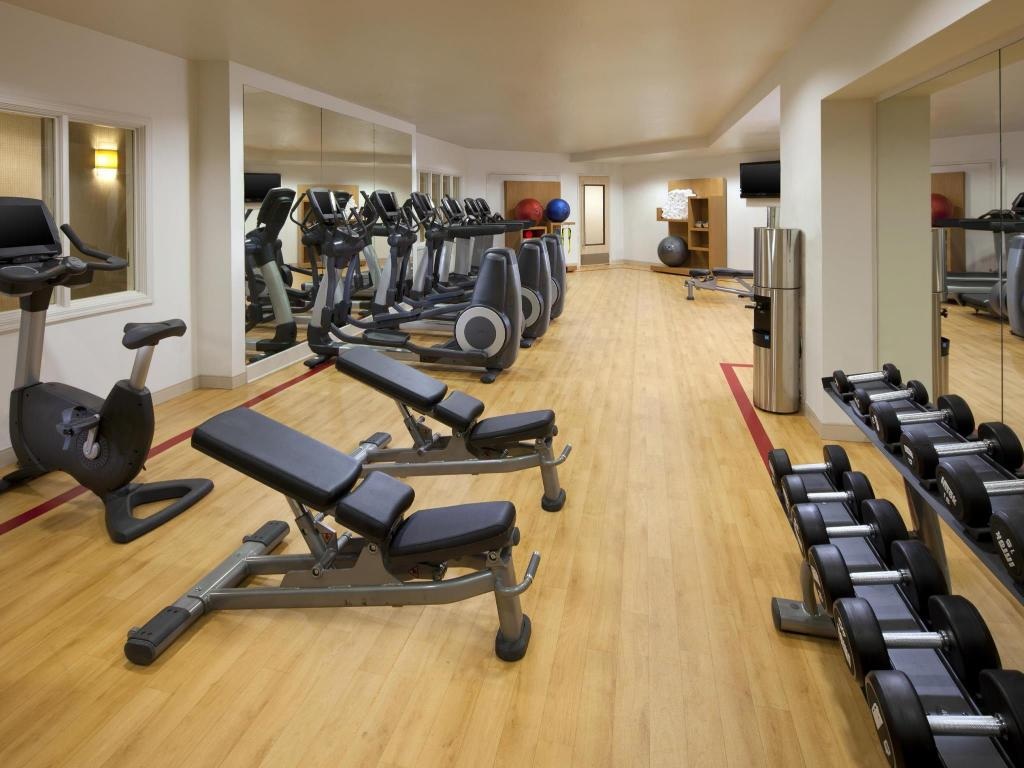 Fitness center Sheraton Sonoma County Petaluma