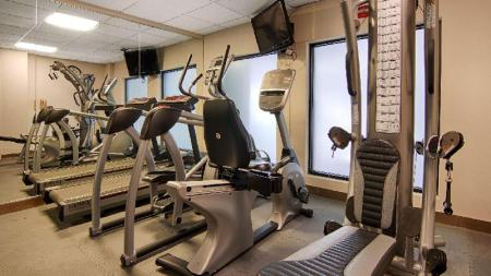 Fitness center Best Western Plus O'Hare International South Hotel
