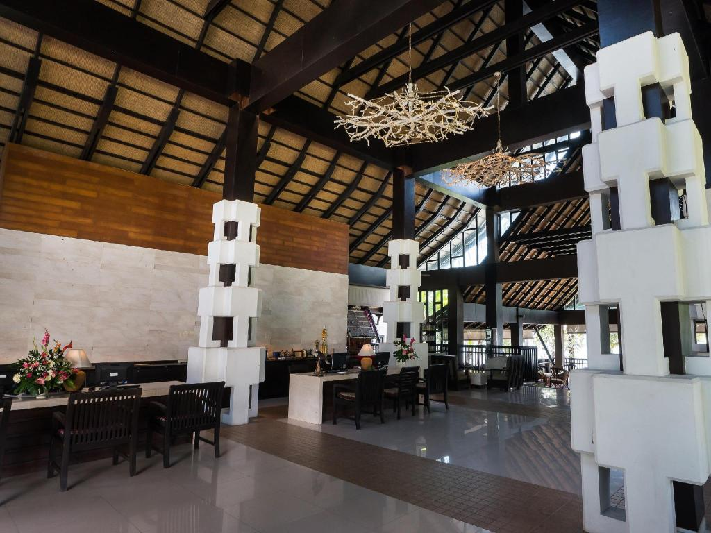 Lobby KC Grande Resort & Spa