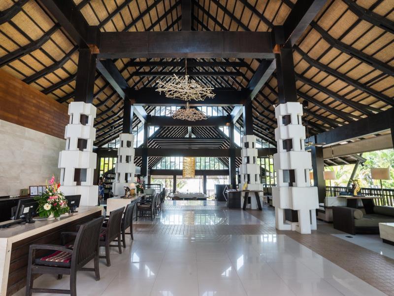 Lobby KC Grande Resort u0026 Spa Lobby