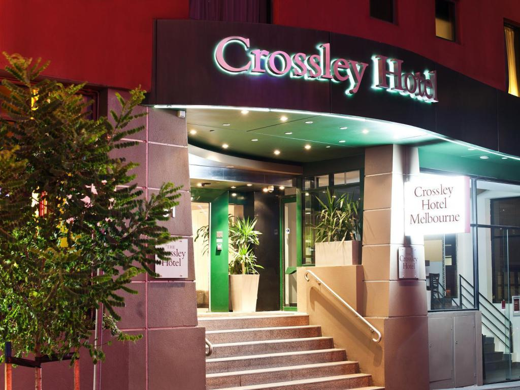 Image result for The Crossley Hotel