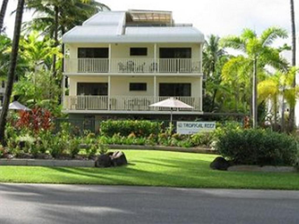 Seascape Holidays - Tropical Reef Apartments