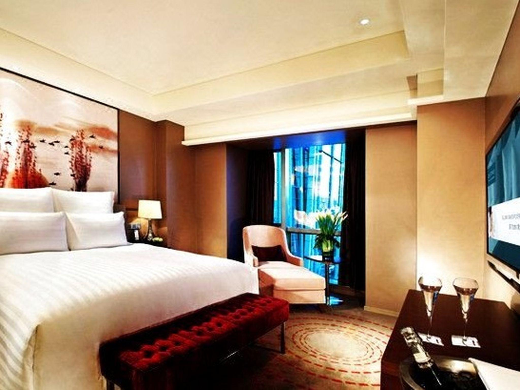 Suite Presidential - Ranjang King (Presidential Suite King Bed)