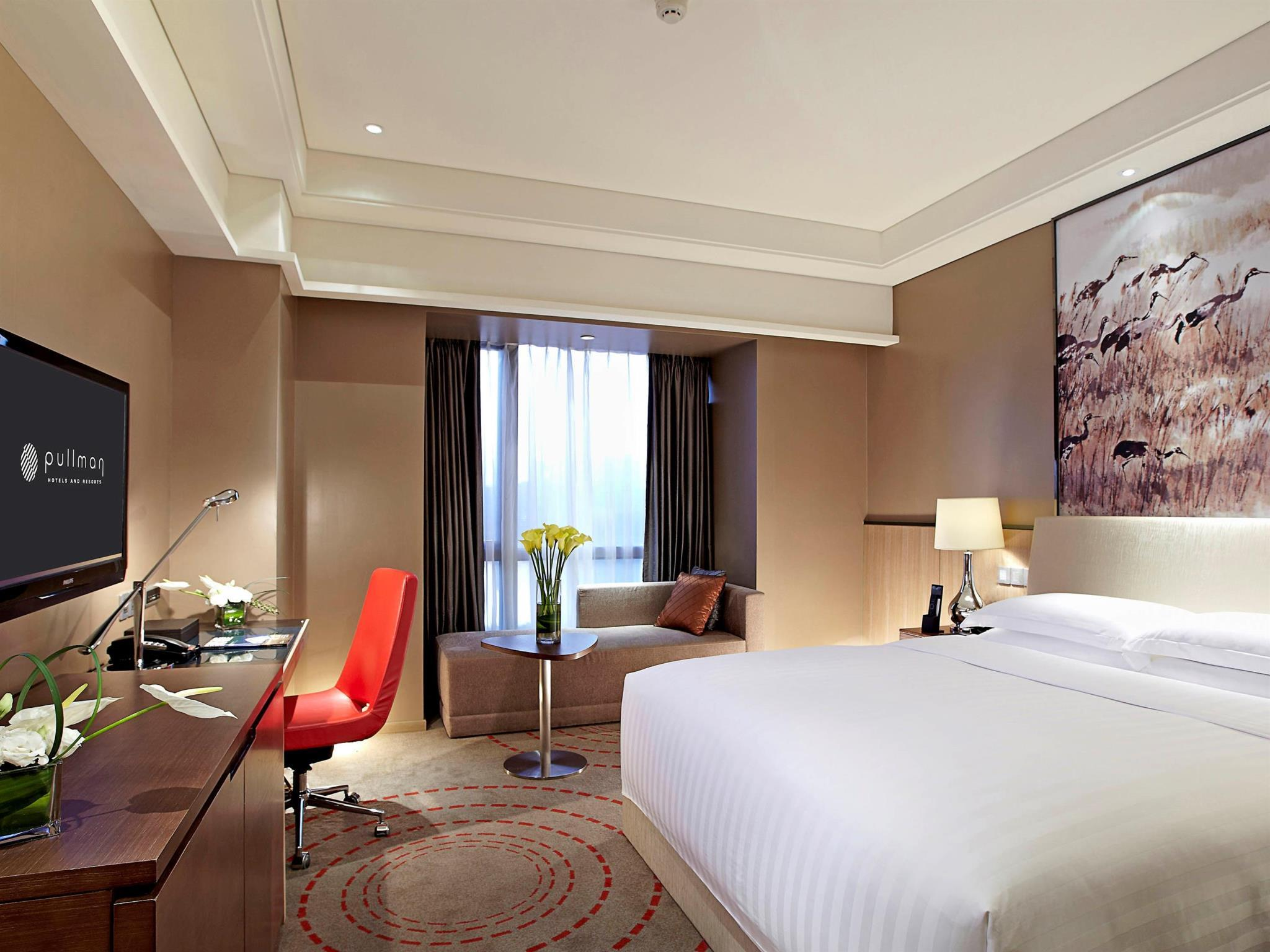 Kamar Superior King dengan Pemandangan Taman (Superior Park View King Room)