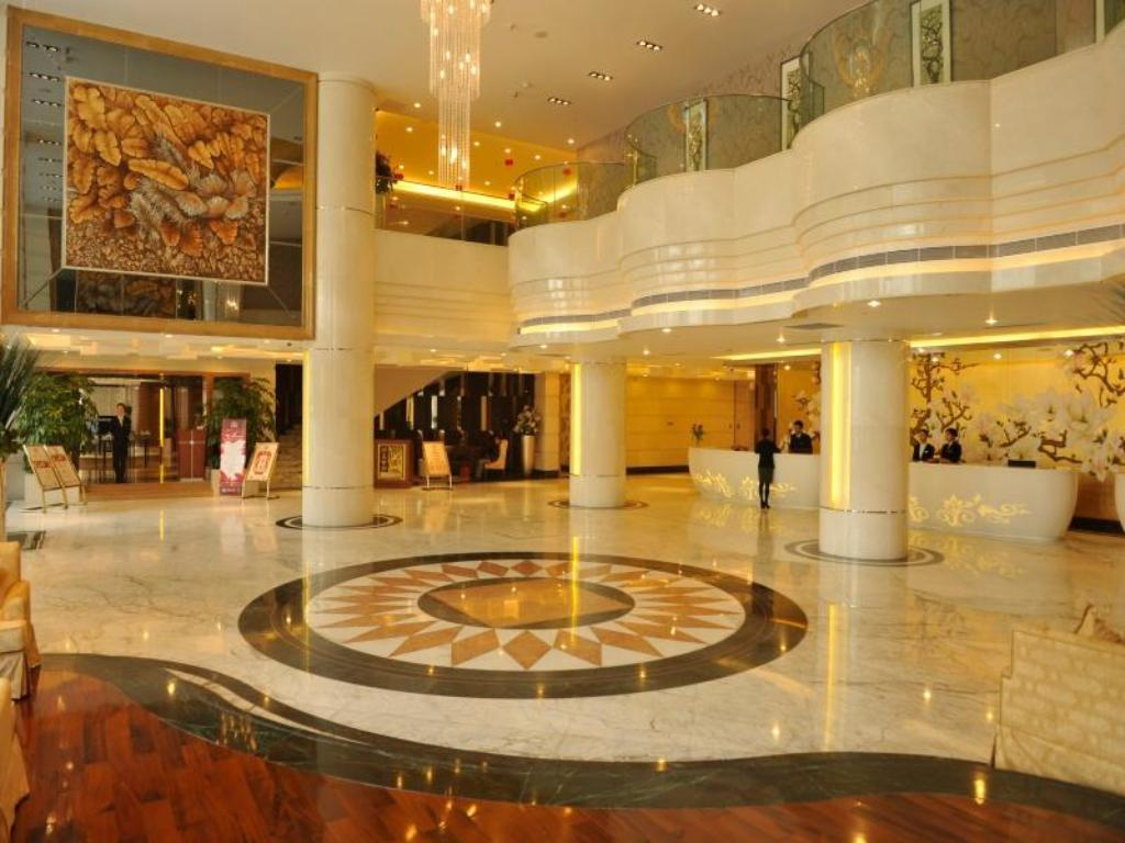 Lobby Imperial Traders Hotel