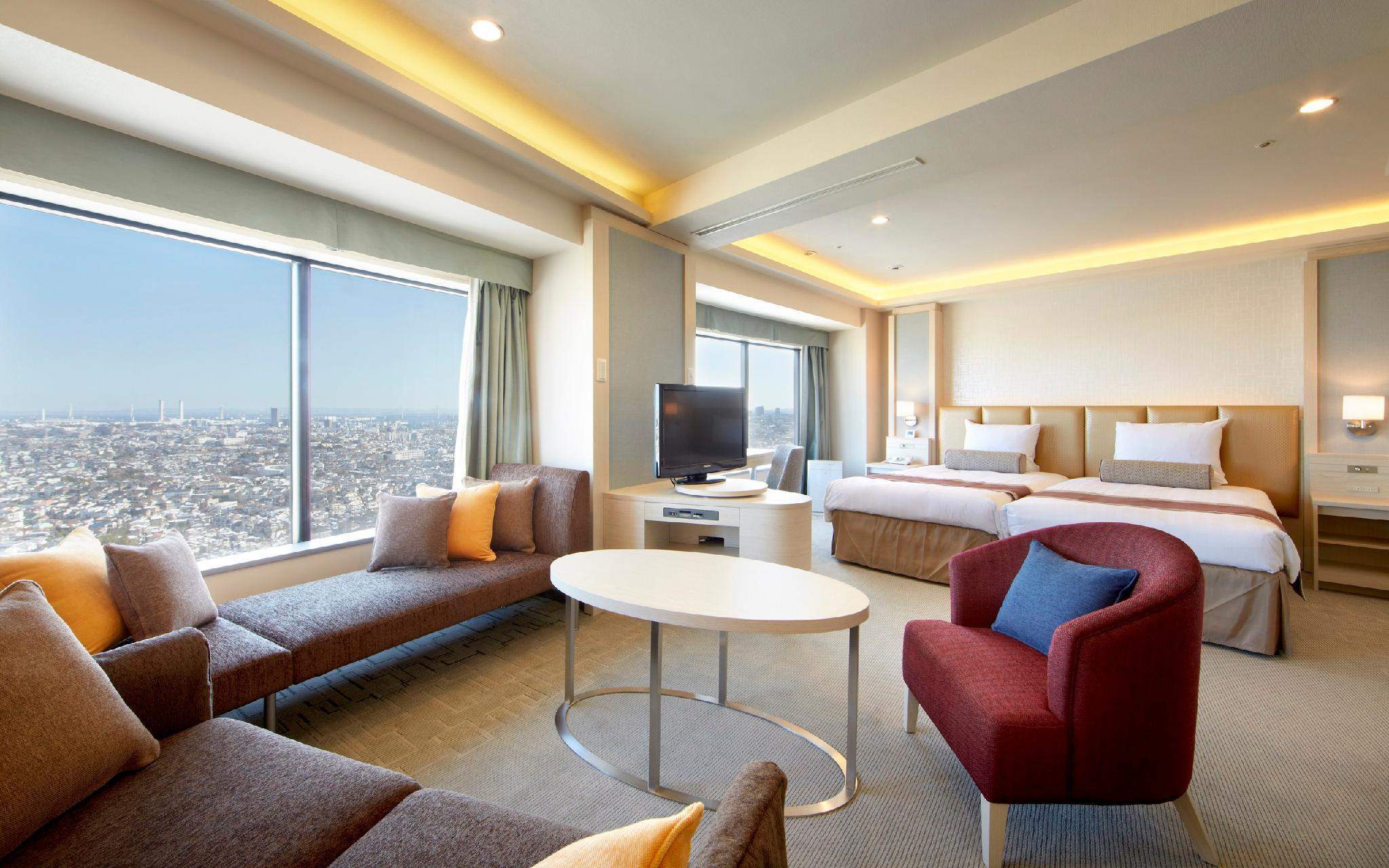 Shin Yokohama Prince Hotel In Japan Room Deals Photos Reviews