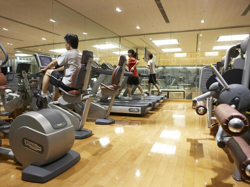 fitnesscentrum The Prince Park Tower Tokyo Hotel