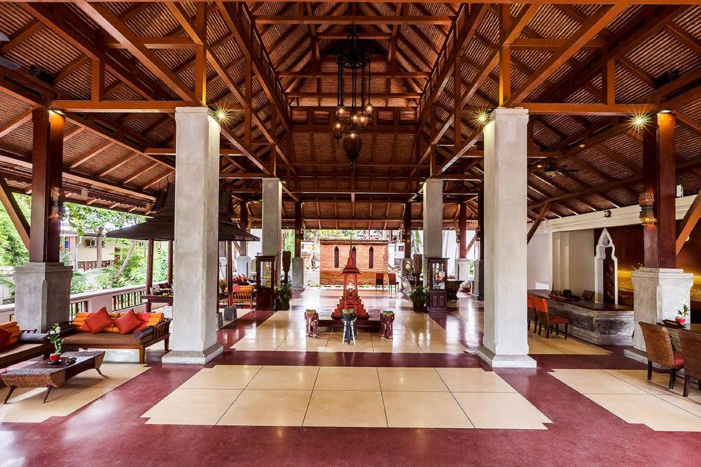 Лобби Muang Samui Spa Resort