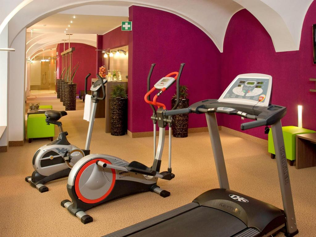 Fitness center Mercure Grand Biedermeier Wien Hotel
