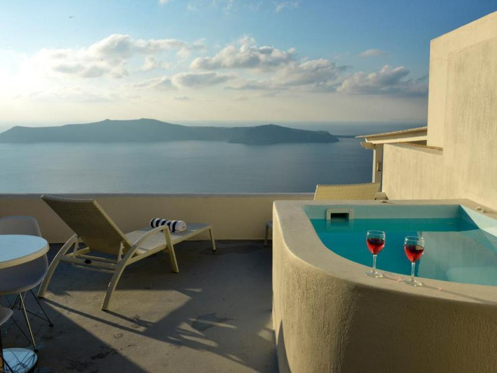Piscina Dreaming View Suites