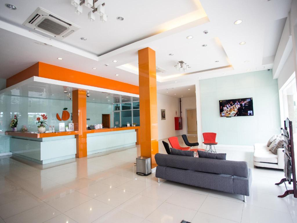 best price on original orange hotel in nakhon si thammarat + reviews