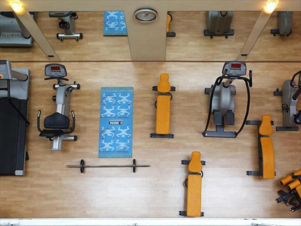 fitness centrum Lizard Hotel