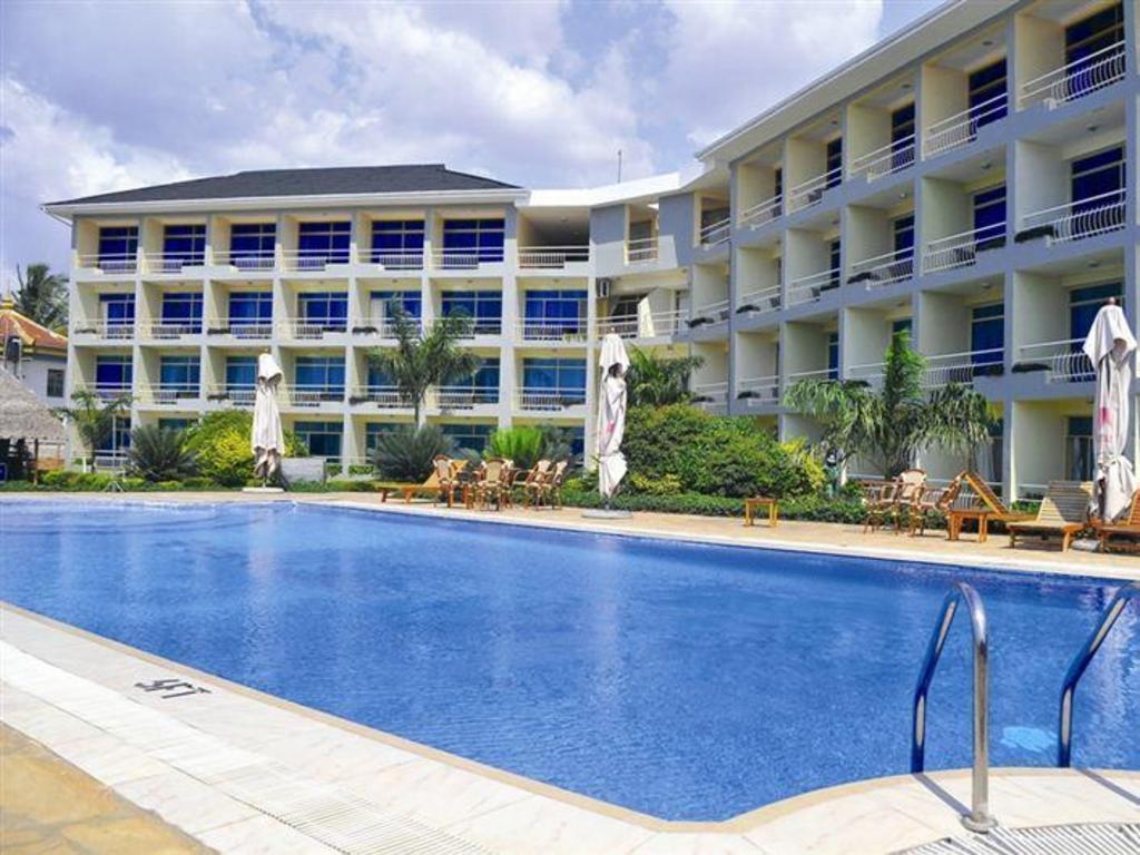 Giraffe Ocean View hotel dar es salaam 12