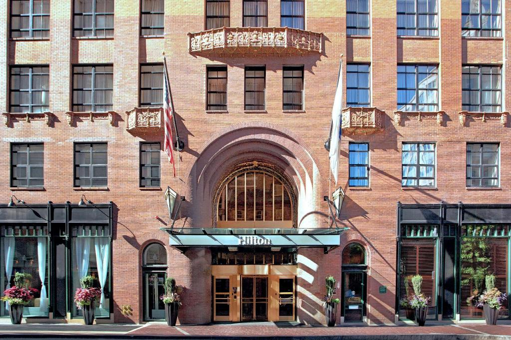 Hilton Boston Downtown Faneuil Hall