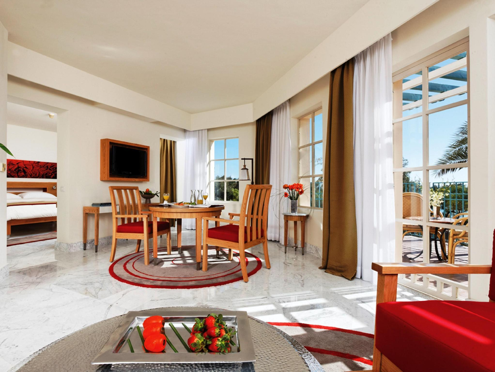 Suite familiar, vista sobre el mar (Family Suite Sea View)